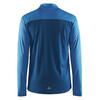 Craft Radiate Hardloopshirt lange mouwen Heren blauw